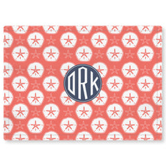 Sand Dollar Placemat - Coral