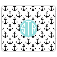 Anchors Mouse Pad - Black