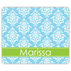 Damask Mouse Pad - Sky