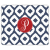 ikat Mousepad - Navy