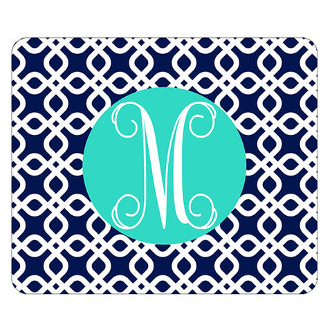 Monogram Mouse Pad - Diamond