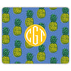 Monogram Mouse Pad - Pineapple