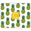 Pineapple Mouse Pad - Blue