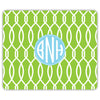 Trellis Mouse Pad - Lime