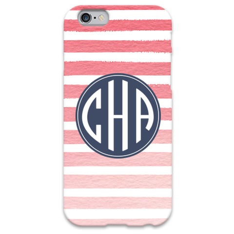 Monogram iPhone 5/5S Case - Ombre