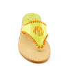 Monogram Palm Beach Sandals