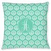 Shells Pillow - Mint