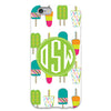 Lime Popsicle iPhone Case
