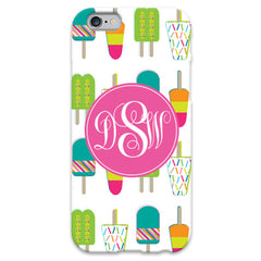 Pink Popsicle iPhone Case