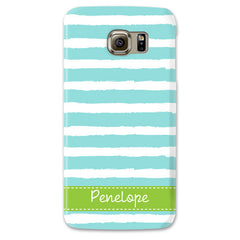 Monogram Samsung Galaxy Case - Stripe