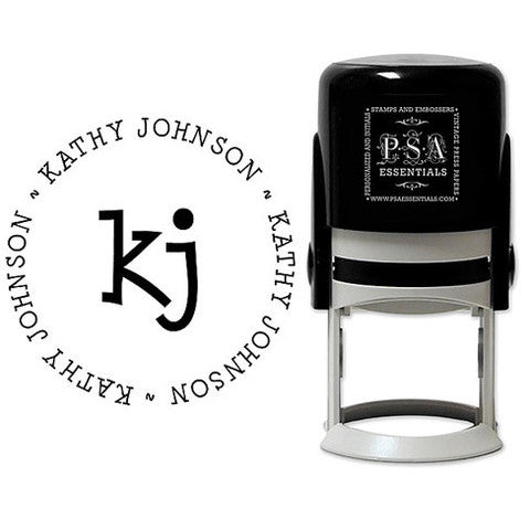 Personalized Kathy Self Inking Stamper