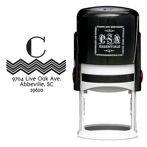 Charlie Personalized Stamper