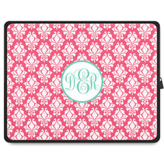 iKat Damask Tablet Sleeve - Pink