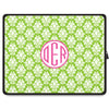 iKat Damask Tablet Sleeve - Lime