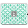 iKat Damask Tablet Sleeve - Mint