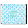 iKat Damask Tablet Sleeve - Sky