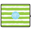 Stripe Tablet Sleeve - Lime