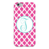 Hot Pink Tie Dye iPhone Case