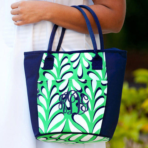 palm island cooler tote bag