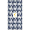 Clams Beach Towel - Navy