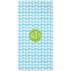 Clams Beach Towel - Sky