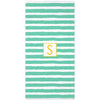 Stripe Beach Towel - Mint