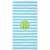 Stripe Beach Towel - Sky