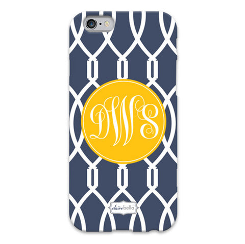Trellis Monogram iPhone 5/5S Case