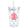 Anchor Tumbler - Cornflower