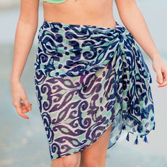 lagoon beach wrap