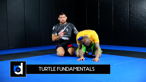 Top Ten Attacks From Turtle Position