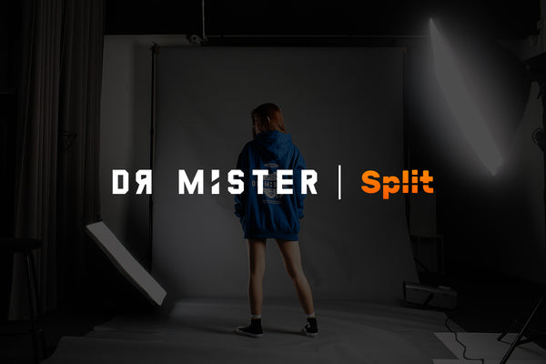 Dr Mister x Split |New Instalment Payment Method