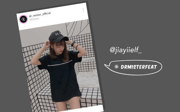 The Social Lookbook EP21 - @jiayiielf_