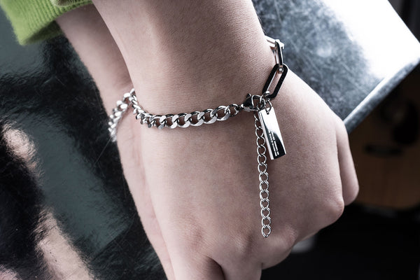 "S21 - ""Essential"" Mini Hybrid Chain Bracelet 5mm"