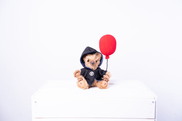 AhBo Bear - Dr Mister x Pandaeyes Handmade Collaboration