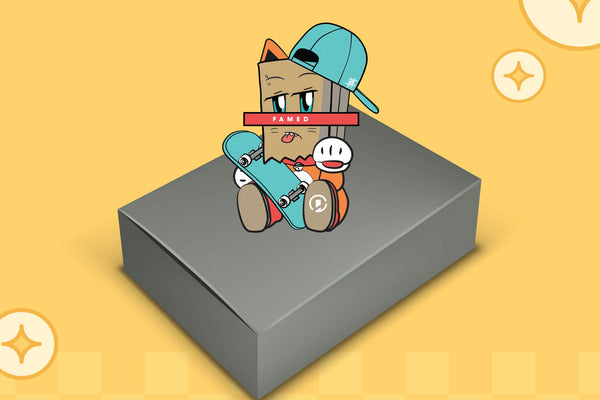 "S21 - ""Tyche"" Fortune Cat Bundle Box"