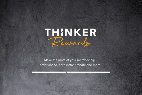 Thinker Rewards Program