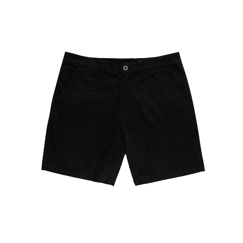 """Dr Mister X Bottoms Lab"" Essential Momentum Shorts - Black Limited"