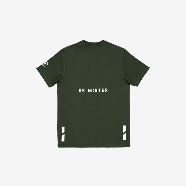 """Creative Mastermind"" S/S T-shirt - Olive Green"
