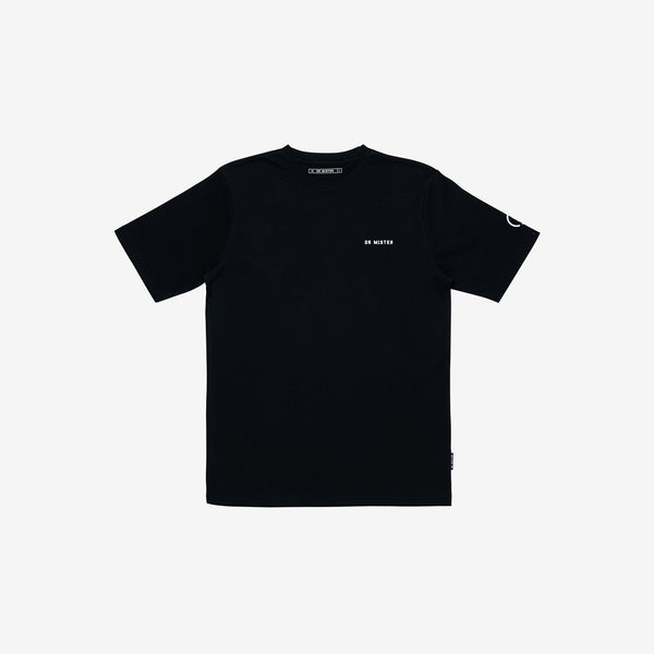 """Essential"" MFT Basic T-shirt - Black"