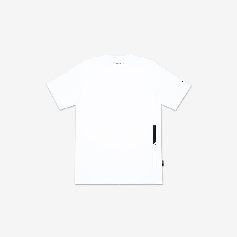 """Essential"" D0 Basic T-shirt - White"