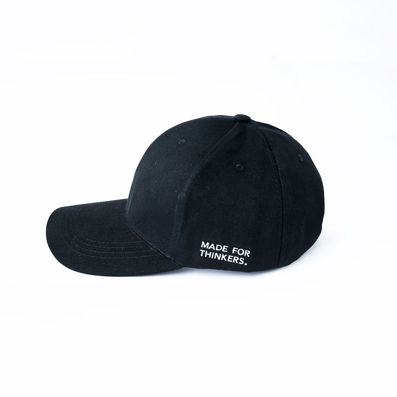 """Essential"" Thinker Cap Black"