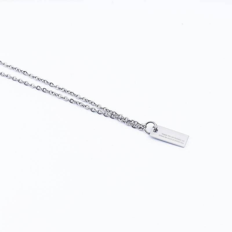 """Essential"" Miniature Pendant Necklace"