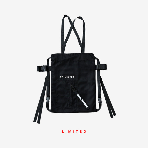"""Essential"" Multi-Strap Bag  13"" x  17"" Limited"