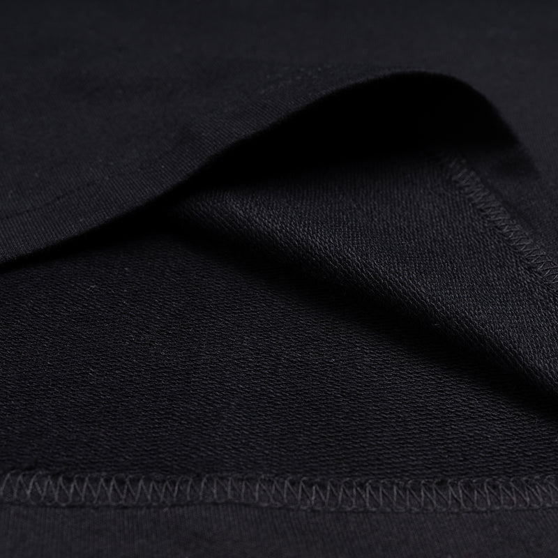 """Essential"" DS Oversized T-shirt - Black"