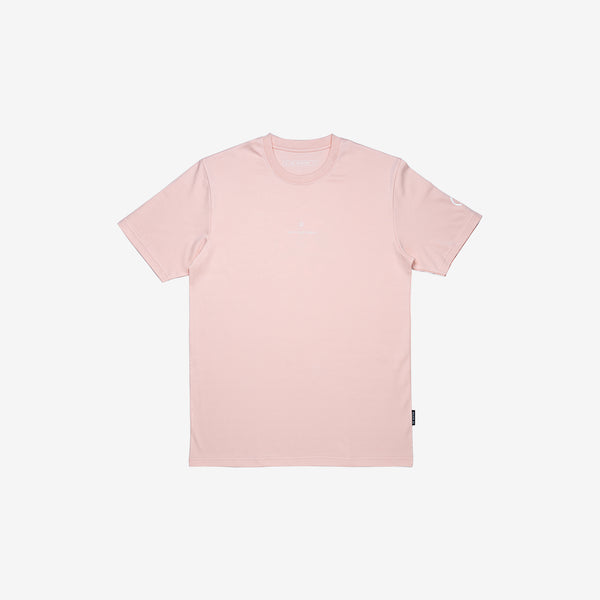 """Full of Art"" Astrongel T-shirt - Beige Pink"