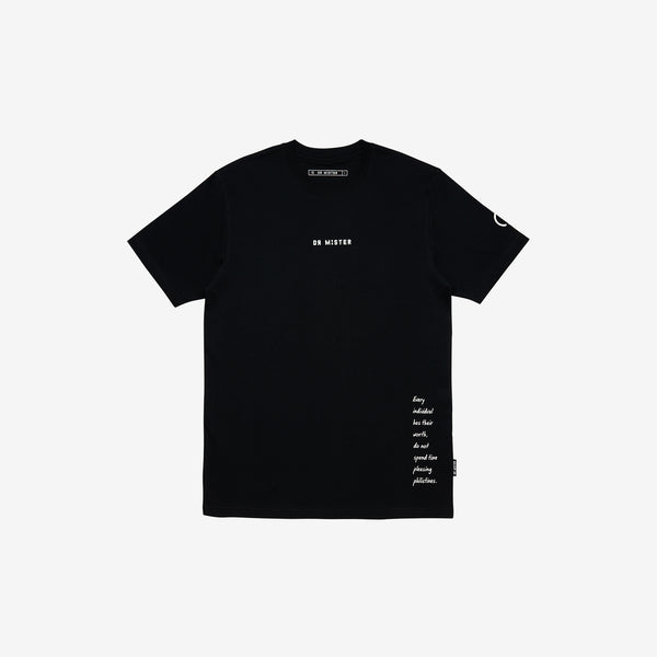 """Full of Art"" Metro T-shirt - Black"
