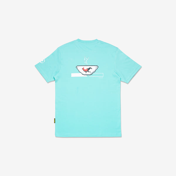 """Origin"" Rooster Bowl T-shirt - Mint Green"