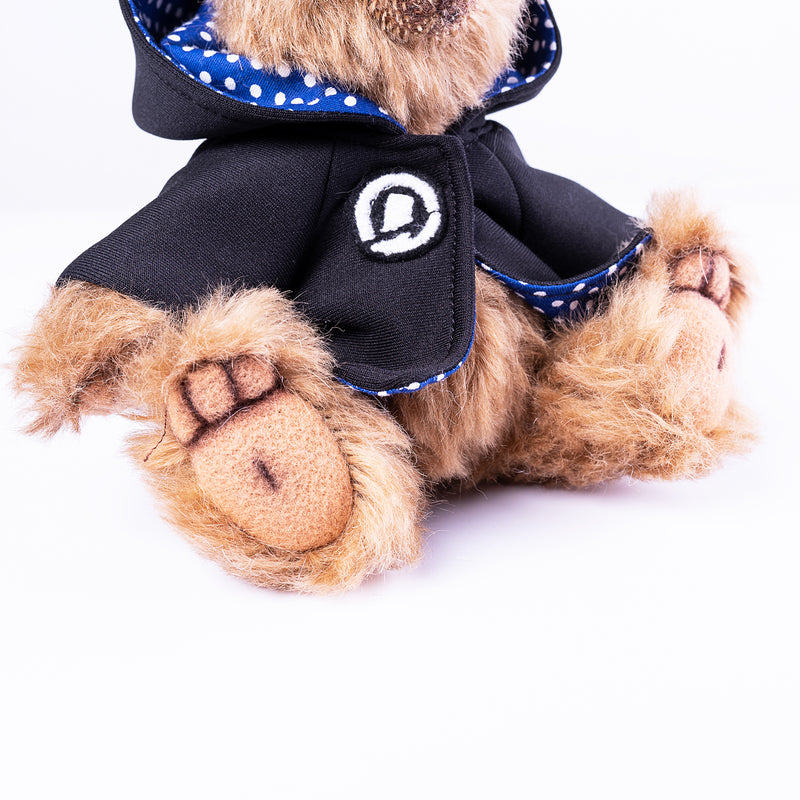 """Dr Mister x Pandaeyes Handmade"" AhBo Bear - Limited Edition (approx. 8"")"
