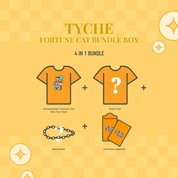 """Tyche"" Fortune Cat Bundle Box - Limited"